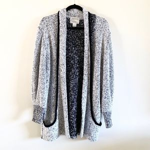 Sideeffects | Vintage Open Front Cardigan